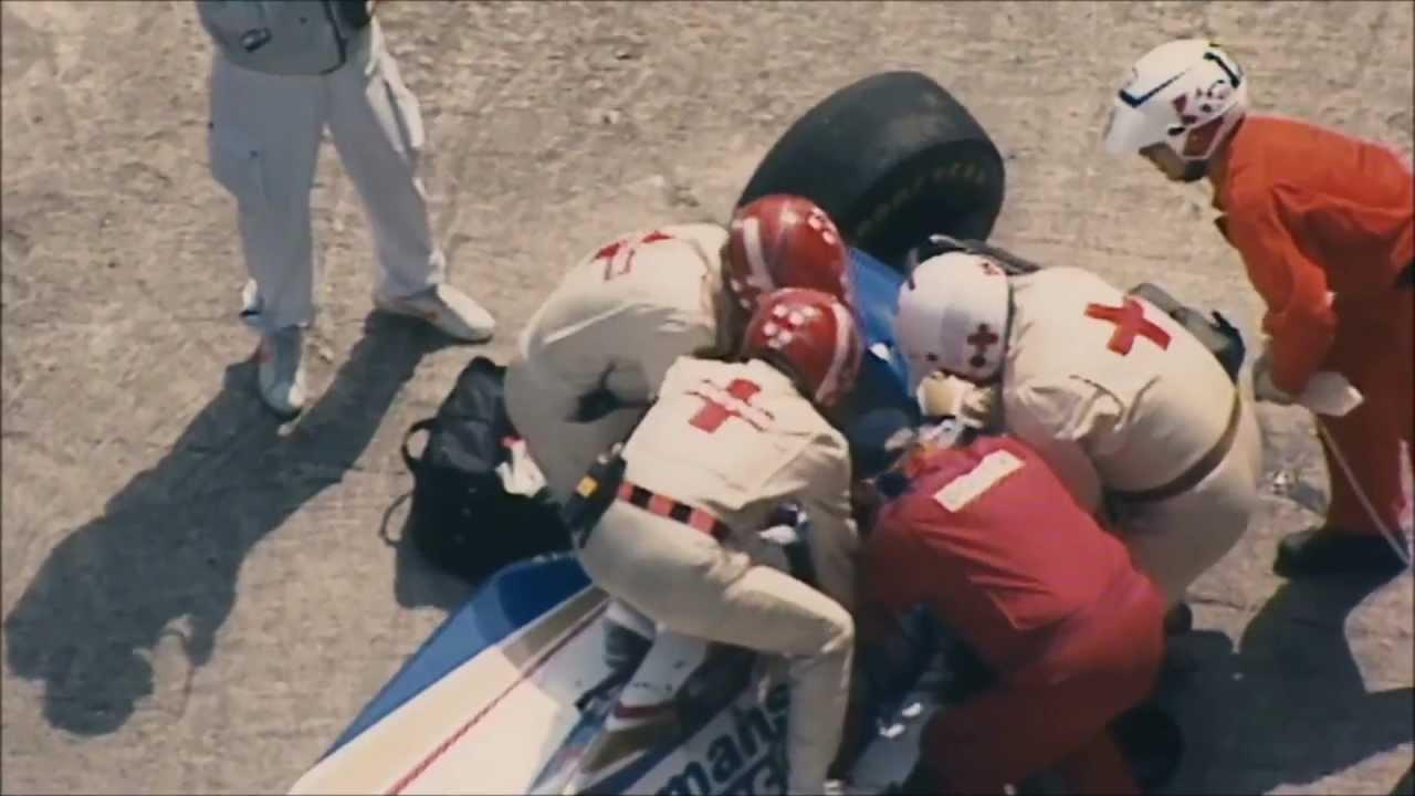 O ZI PENTRU ISTORIE Ayrton Senna 1