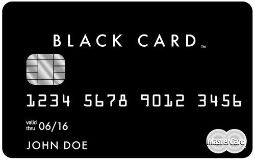Black Card Pentru Cunoscători Zece Black Card Uri Despre
