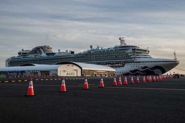 Bilanț coronavirus: 722 de morți. Cazuri dramatice pe vasul de croazieră acostat în Japonia