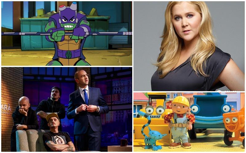 Conținut nou în biblioteca video Focus Sat: AMC, Comedy Central, Nickelodeon, JimJam și Minimax